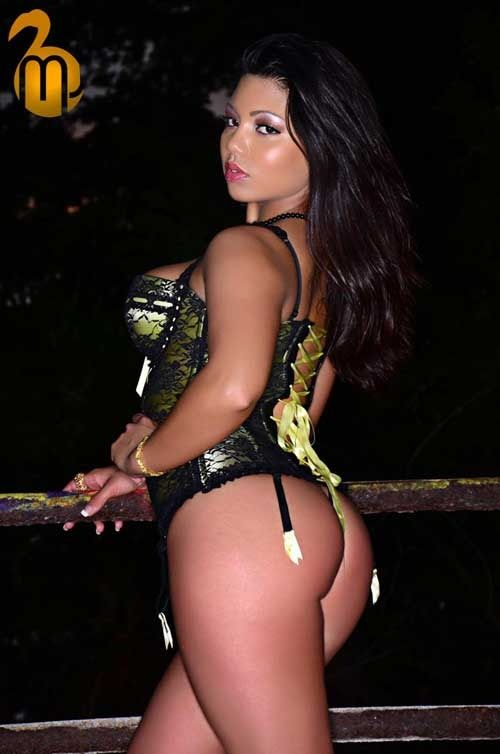 Asian black hot latinas
