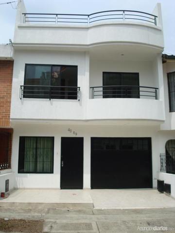 Vendo Casa Bonita De Dos Plantas Con Terraza Al Sur Casa