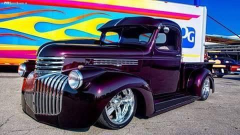 41 46 Chevy Truck 1946 Chevy Truck Classic Cars Trucks Classic Pickup Trucks