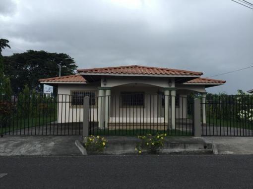 Casa Amoblada En Alquiler En David Chiriqu Residencial