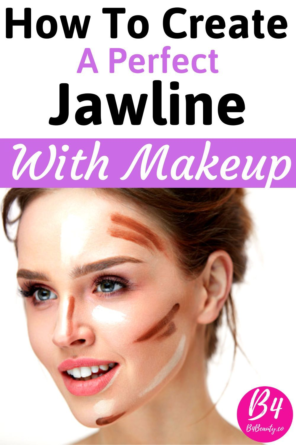 Contouring becomes so popular mostly for the chubby people. The women having cute chubby cheeks are always dreaming of a sharp oval and slim face. For those Contouring is like a god gift. Contouring not only gives a slimmer face and jawline but it actually works as a face shape corrector.