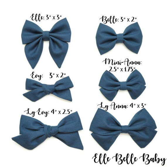 Items similar to Navy Blue & Hot Pink Floral Schoolgirl Hair Bow - Hand-tied hairbow-Evy bow -Cotton Baby Headband - Newborn Hairbow - Toddler Hair Clip on Etsy