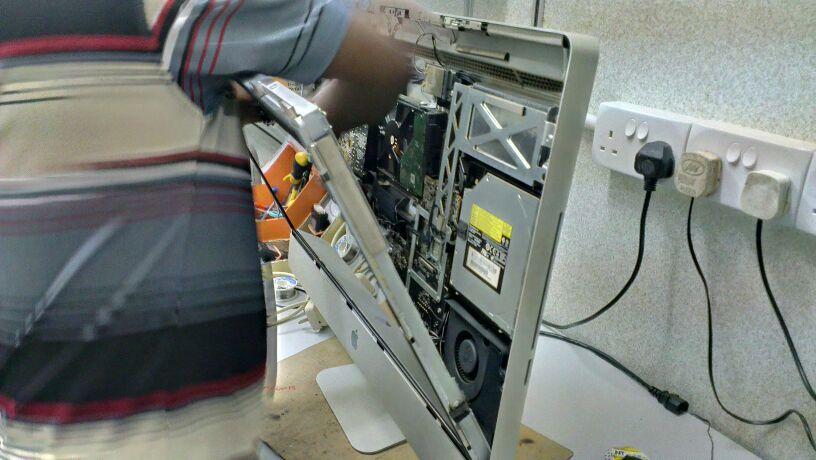 Apple iMac Repair, Upgrade, Service and Modify REPAIR