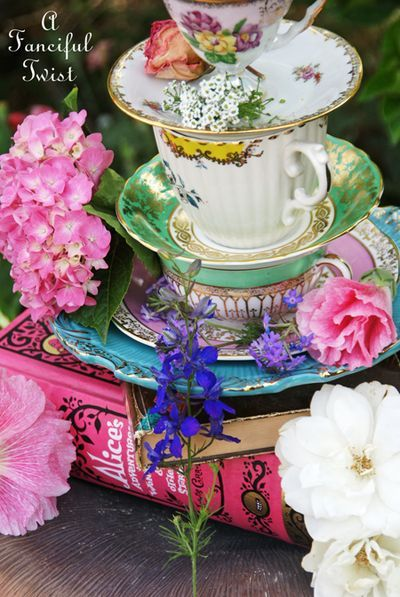 You Are Invited To Our 8th Annual Mad Tea Party Tea