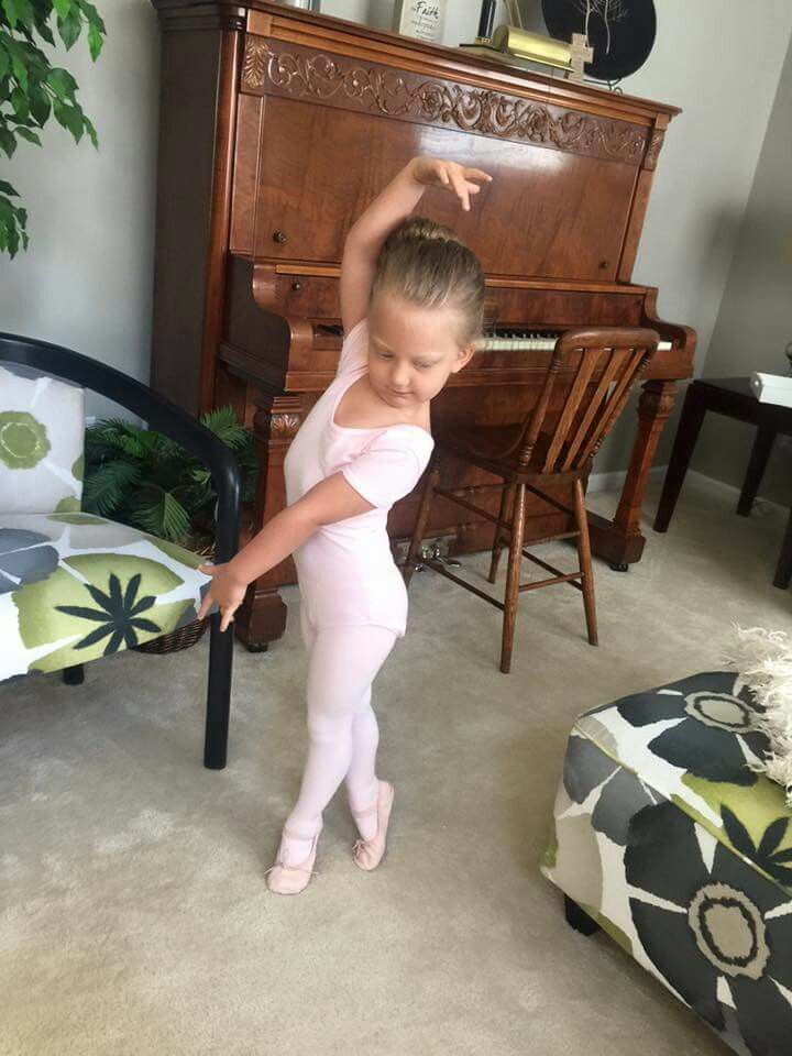A precious ballerina:-)