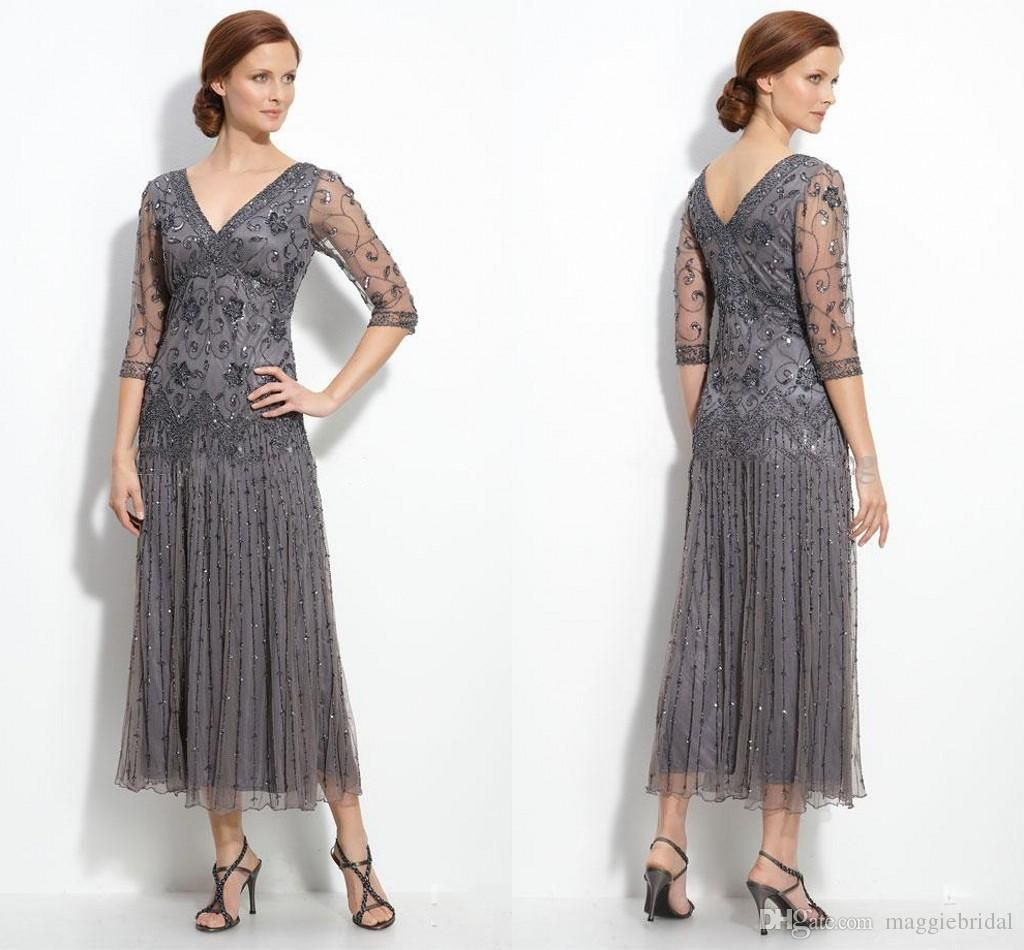 Mid calf cocktail dresses for wedding guests
