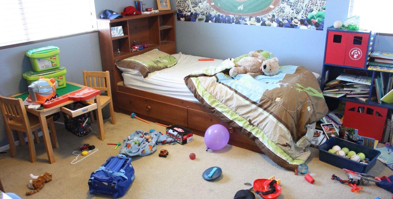 Easy Tips To Clean Messy Bedroom Make Your Room Neat Easily Bedroom Organization Diy Messy Bedroom Clean Bedroom