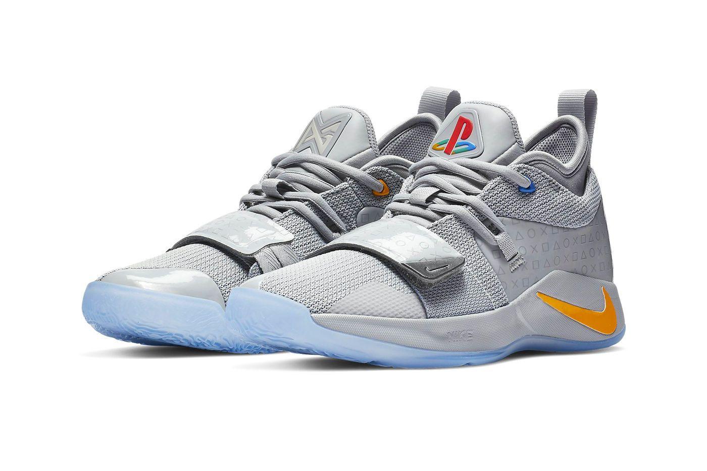 Nike paul george, Grey nike