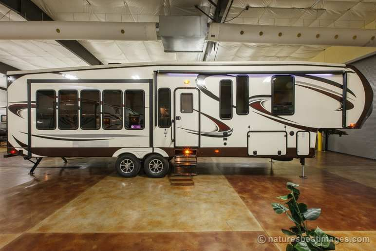 Details About 2019 Luxury Rear Living Room 5th Wheel Model 298rlc