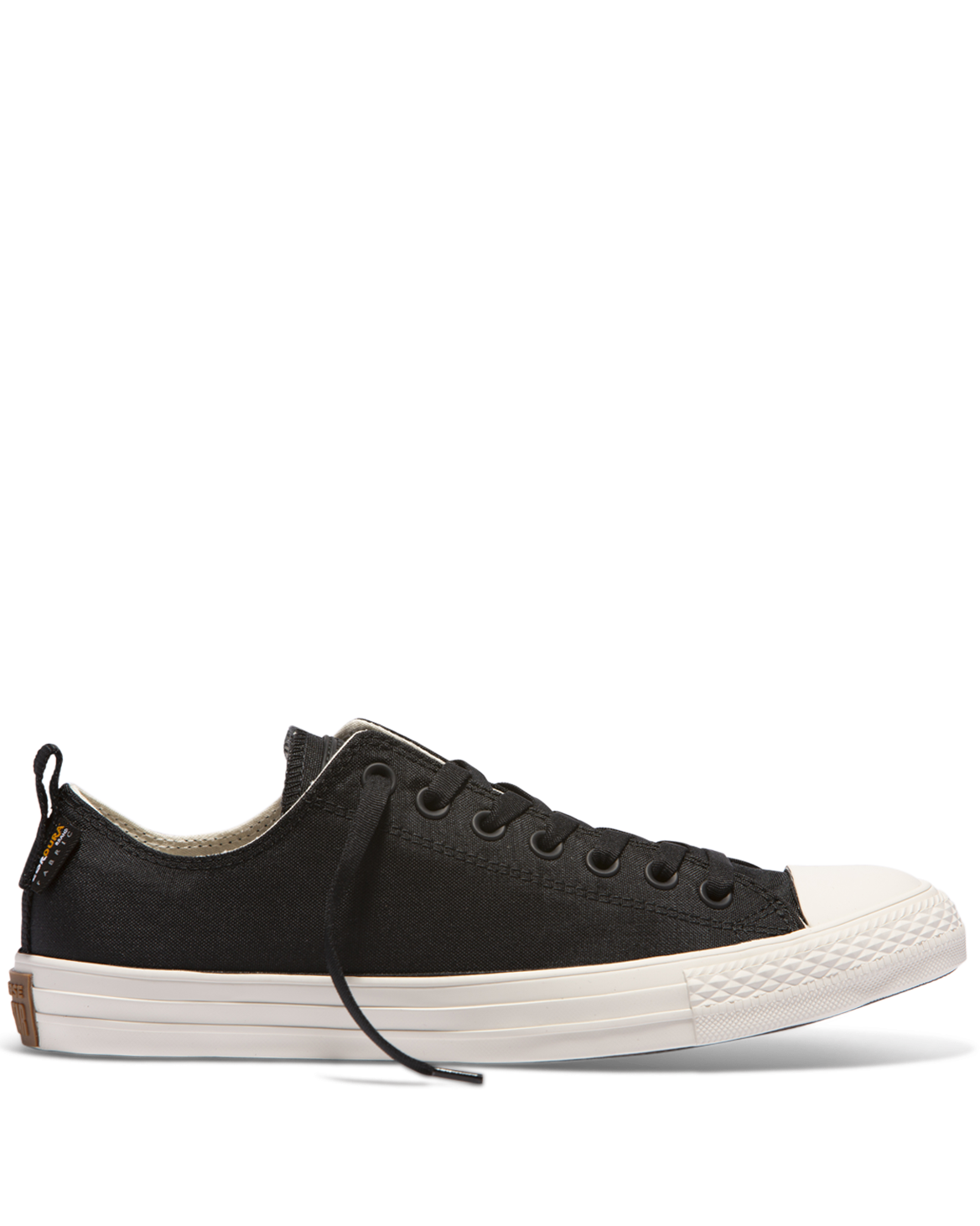 2ba9f42b4fc49 Converse Chuck Taylor All Star Cordura Low Top - Black is classic low top  chuck taylor made from durable Cordura.