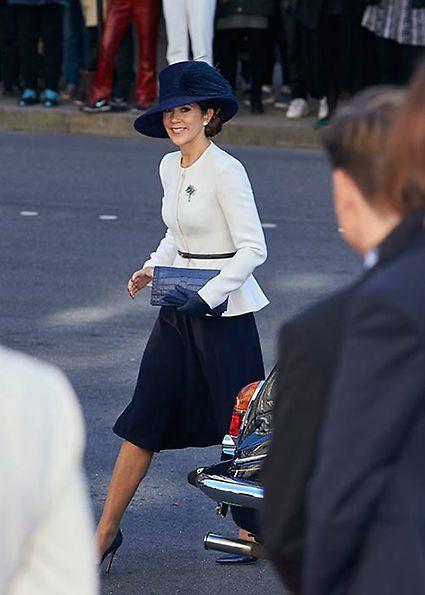 Princess-Mary-parliament