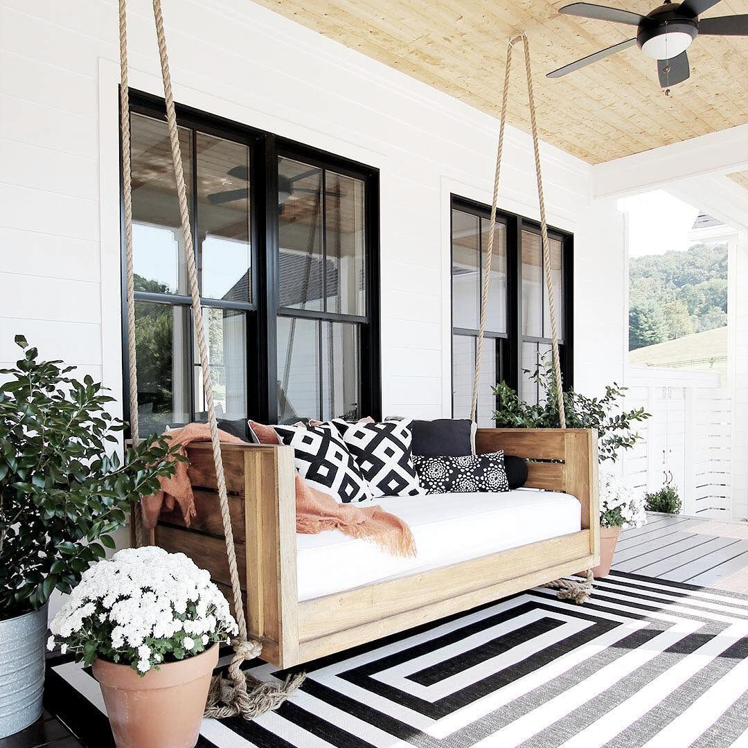 Best Interiors On Instagram House With Porch House Exterior