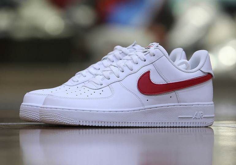 7facdbfcf Nike Is Launching an Air Force 1 with Interchangeable Swooshs ...