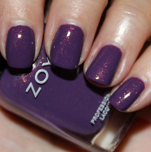 Zoya Tru - Zoya Nail Polish is a nail polish free of