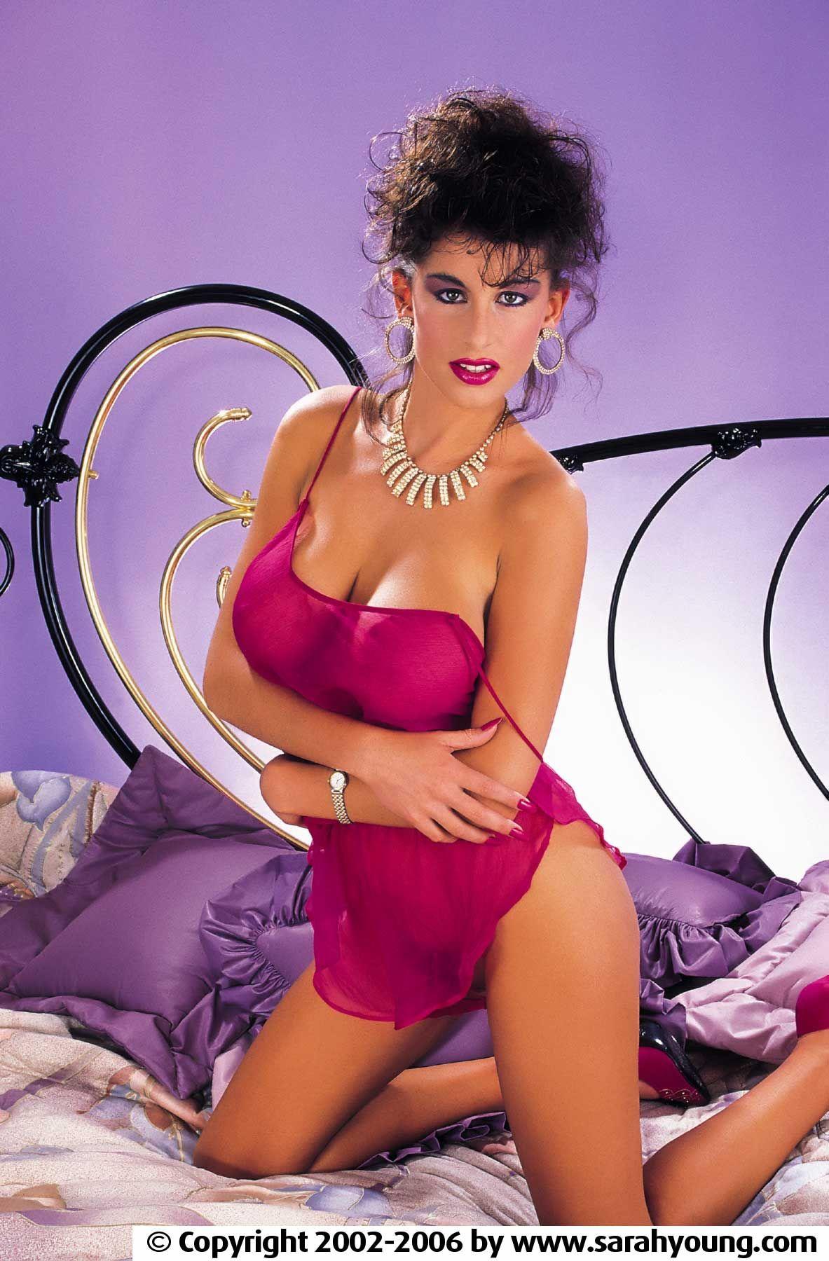 Sarah young retro