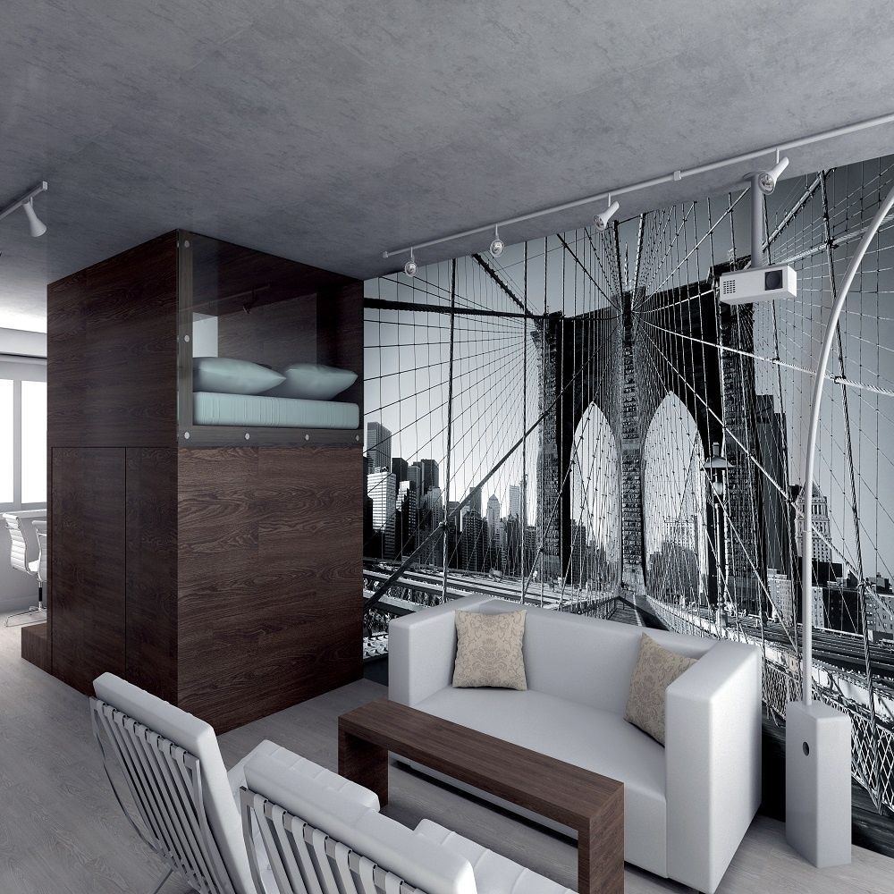 1 Wall 1 Wall New York Spike Giant Wallpaper Mural New
