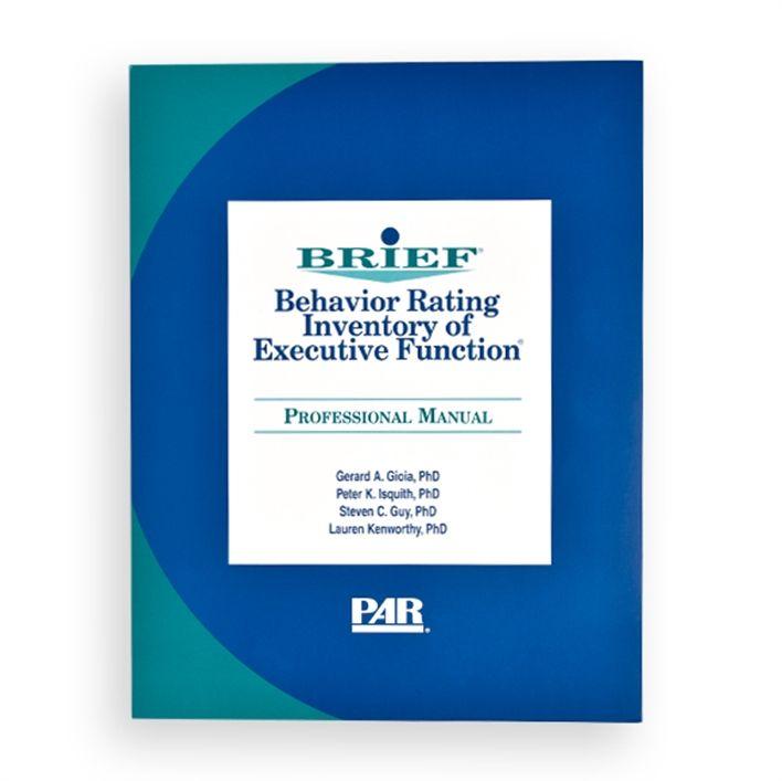 Behavior Rating Inventory of Executive Function (BRIEF) Speech - brief company profile sample