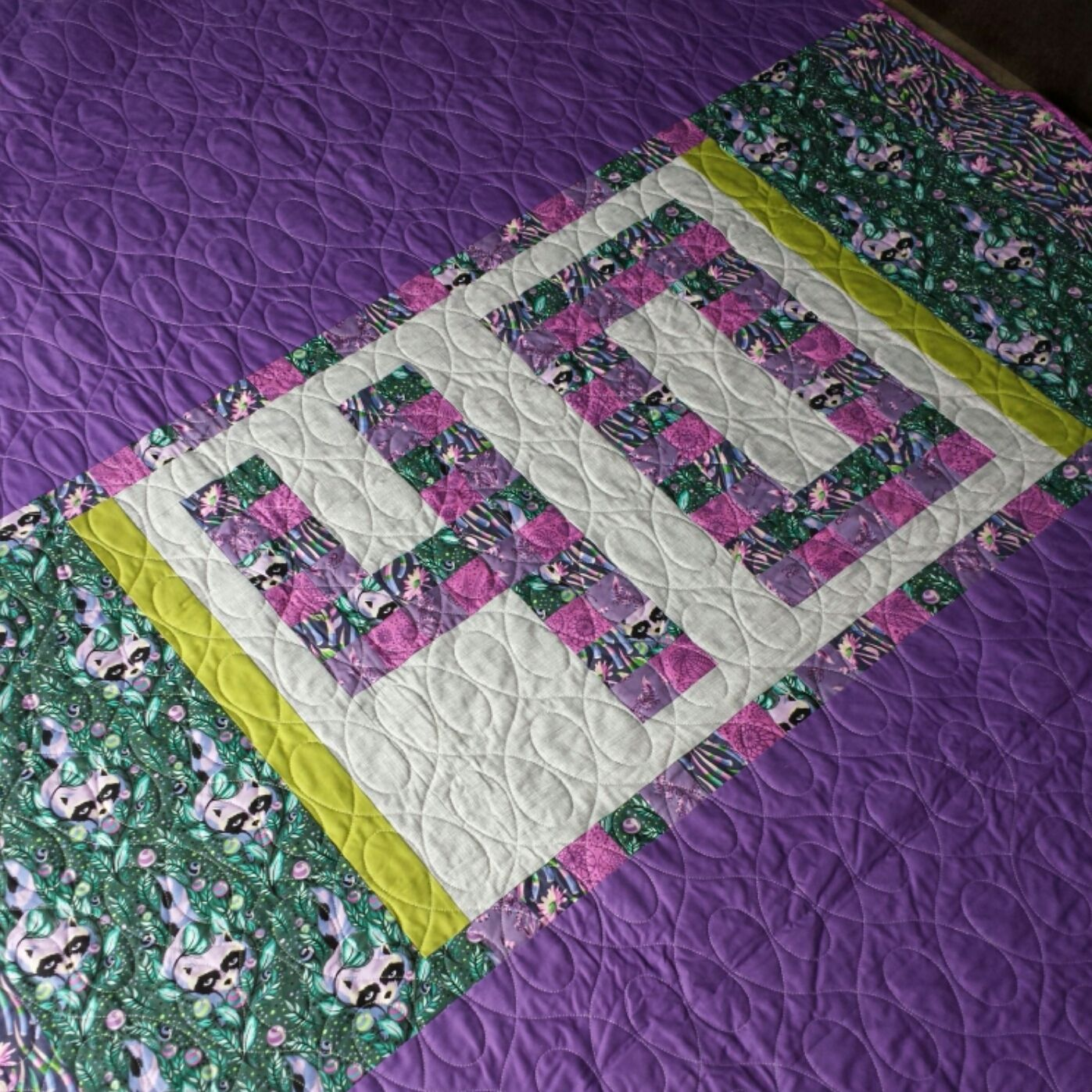 Stuff I made: THE butterfly quilt