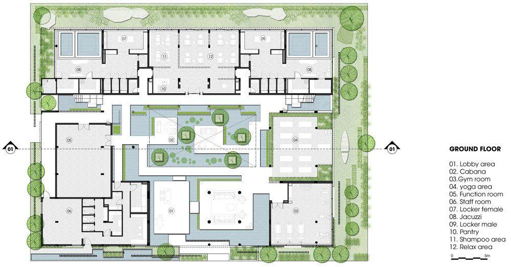 Naman-Spa-by-MIA-Design-Studio_dezeen_1_1000jpg (1000×522) Studio - fresh blueprint consulting ballarat