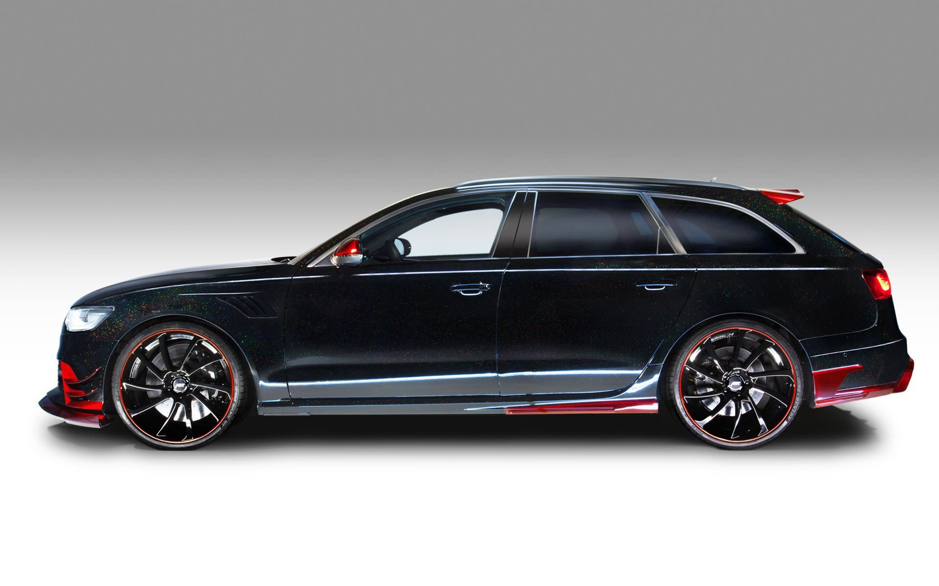 ABT Audi RS6-R Limited Edition    ABT Audi RS6-R Limited Edition
