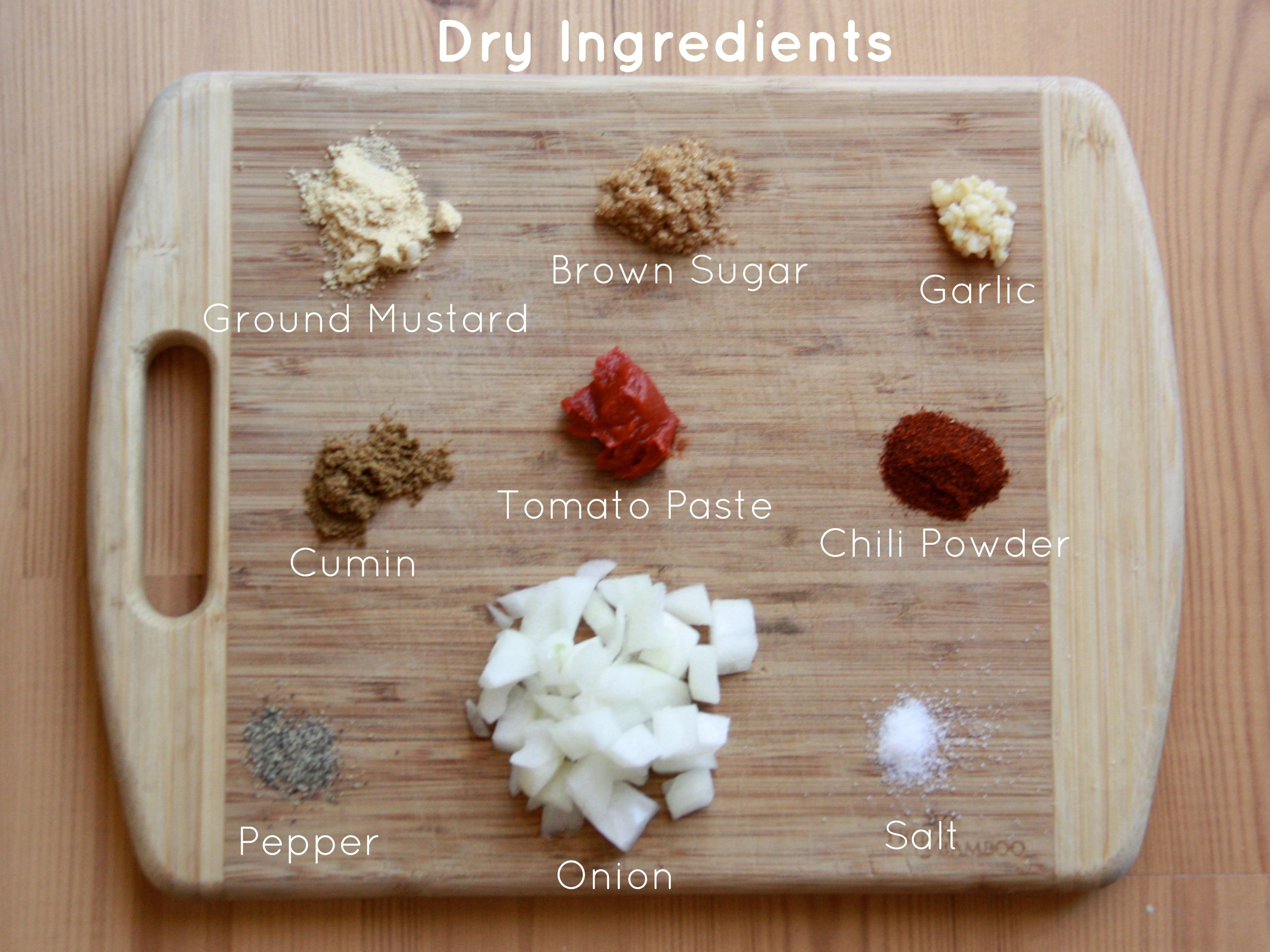 Homemade Bbq Sauce Without Ketchup Dietary Innovation General