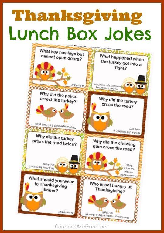 Photo of Thanksgiving Lunch Box Notizen mit Thanksgivi