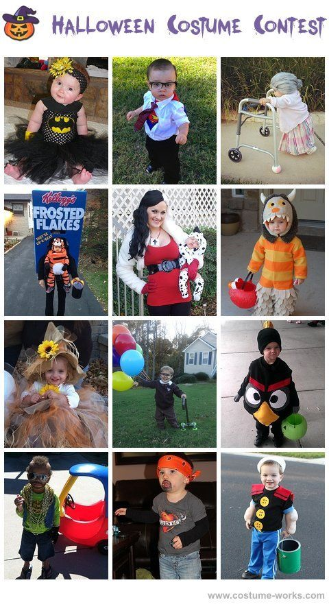 Homemade costumes for babies pinterest homemade costumes and babies homemade costumes for babies this website has tons of diy costume ideas solutioingenieria Image collections