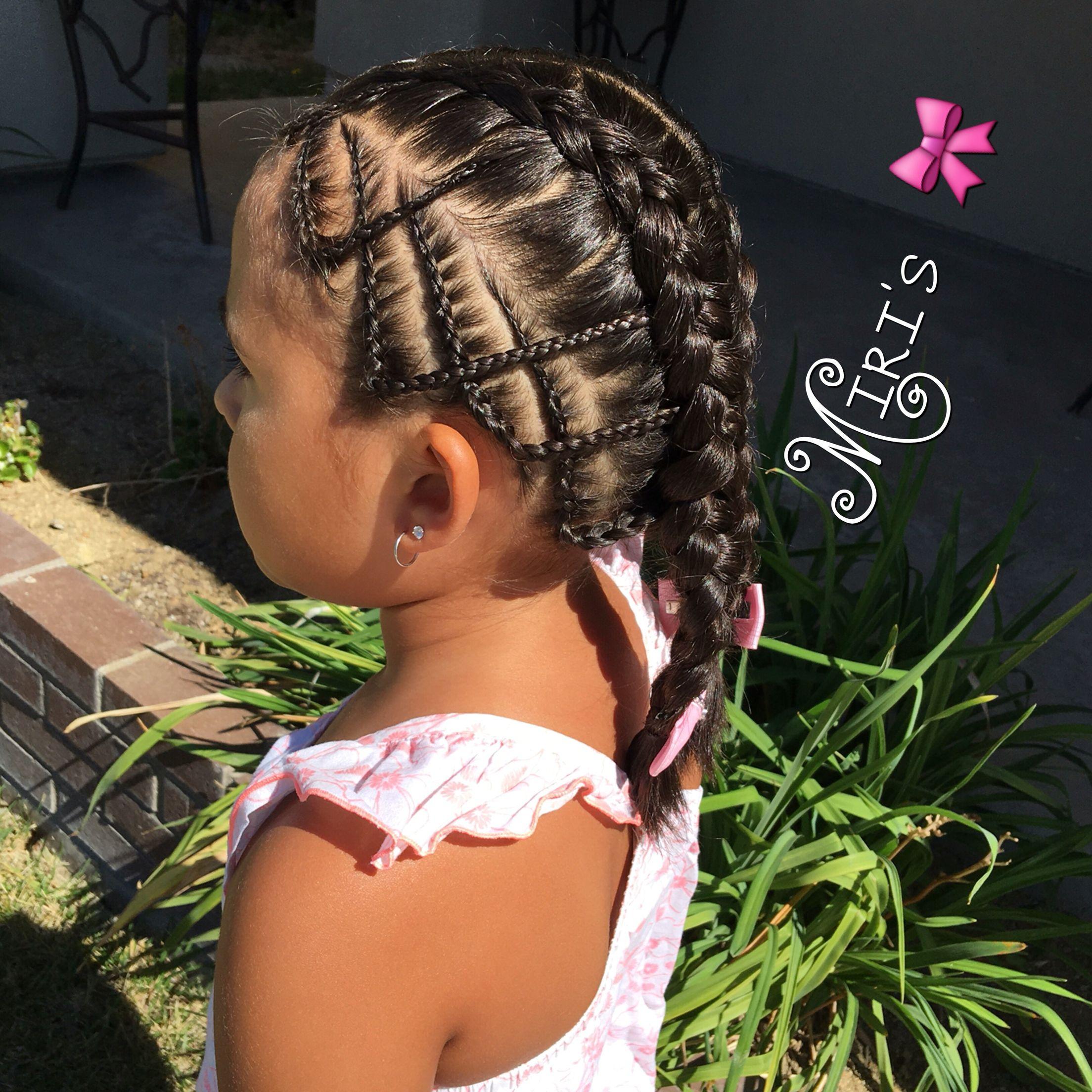 hair style little girls