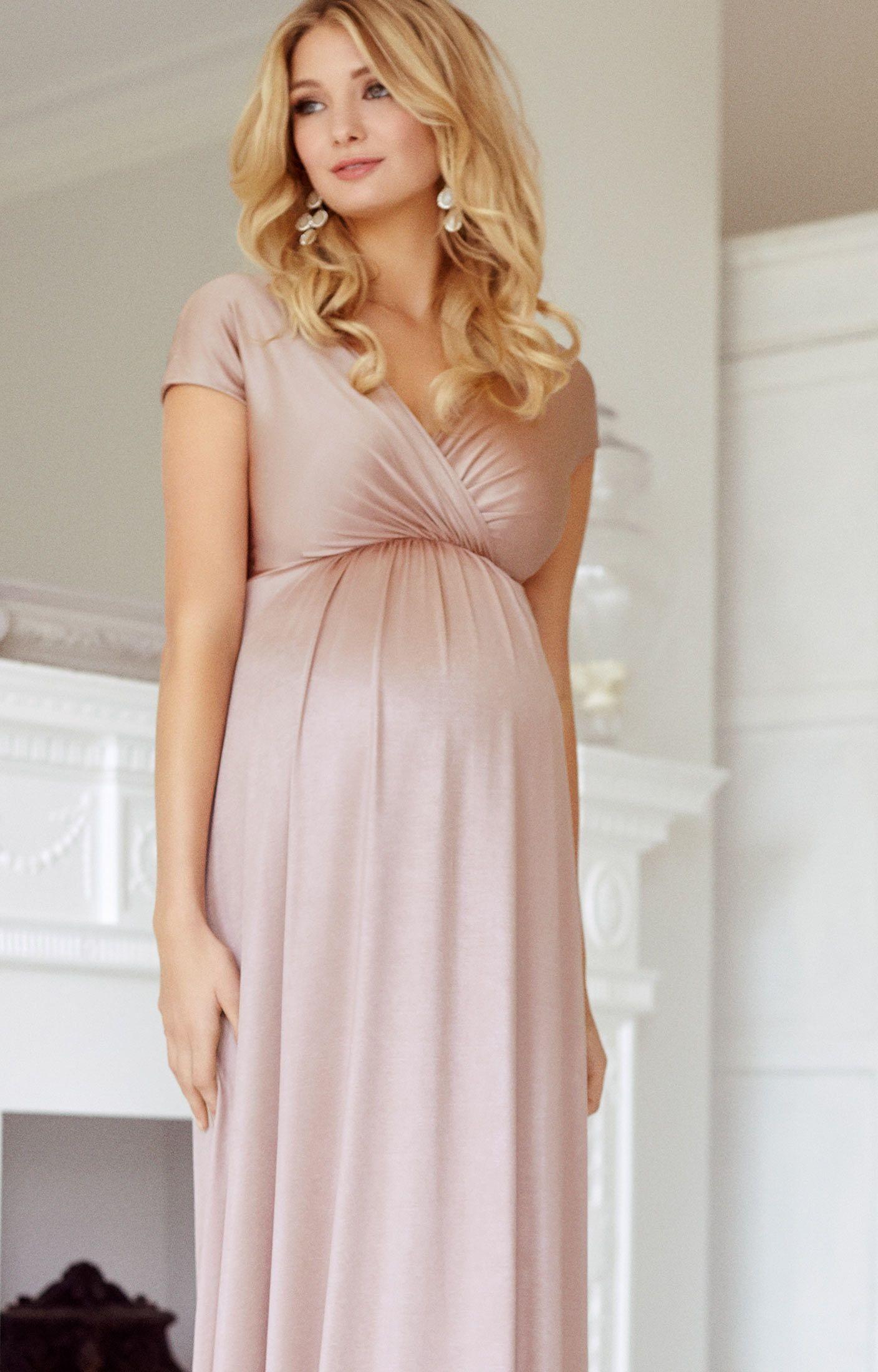 63cd0e8d1e Blush Maternity Wedding Dress - Gomes Weine AG