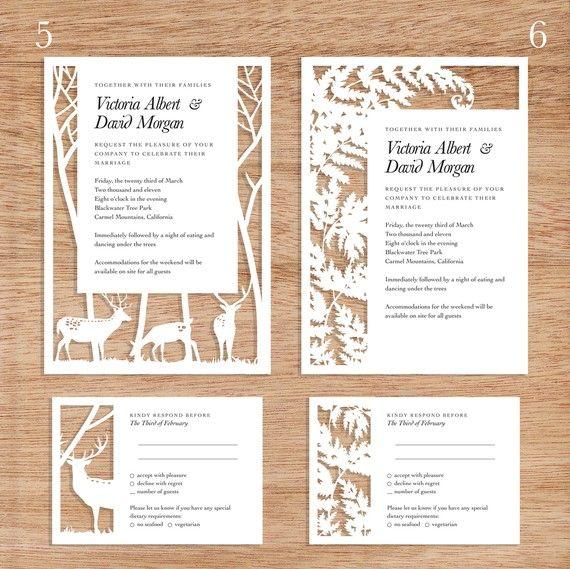 Beautiful Stationery Wedding Stationery Wedding Invitations Fern Invitations