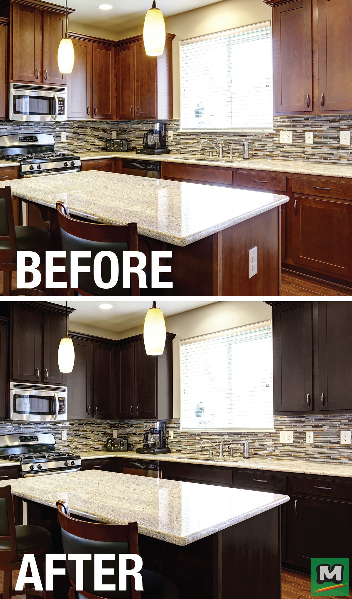 Quickly makeover your kitchen yourself with Giani™ NuVo ...