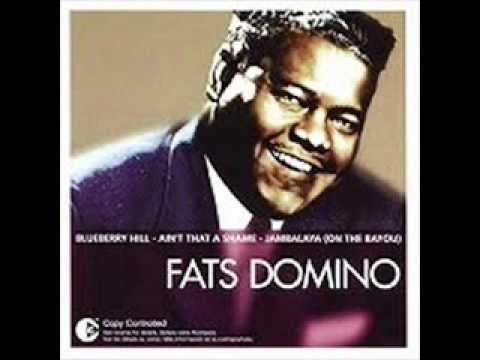 Fats Domino - Be My Guest danced to a lot of Fats Domino!