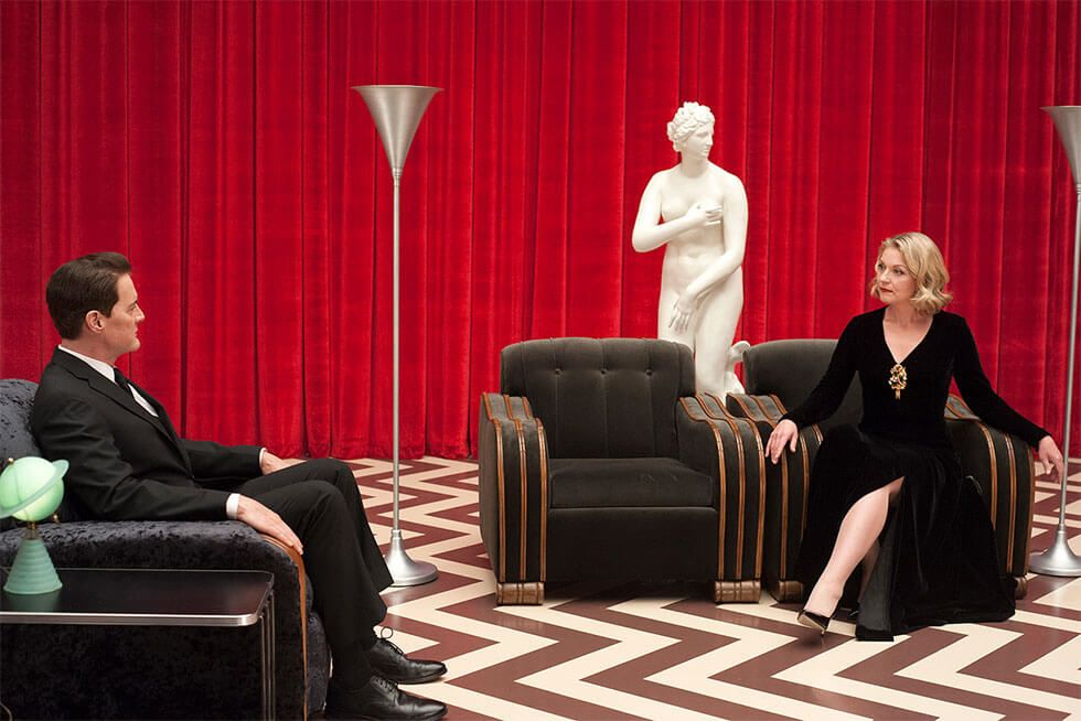 From Monica's purple living room to Twin Peaks' iconic Black Lodge, get inspired and bring some cult-classic style into your home.