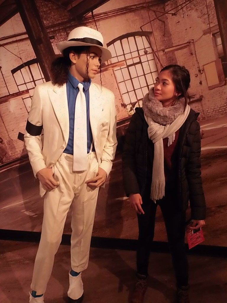 Ms Meeting Adventures Is Under Construction Madame Tussauds Tussauds Michael Jackson