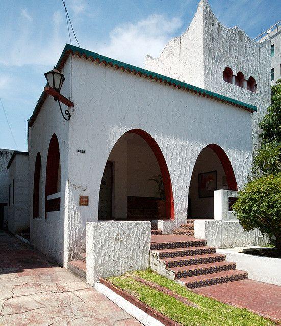 Casa Cristo Luis Barragán Architect By Ed Fladung Via Flickr Luis Barragan Arquitectura Luis Barragan Casa