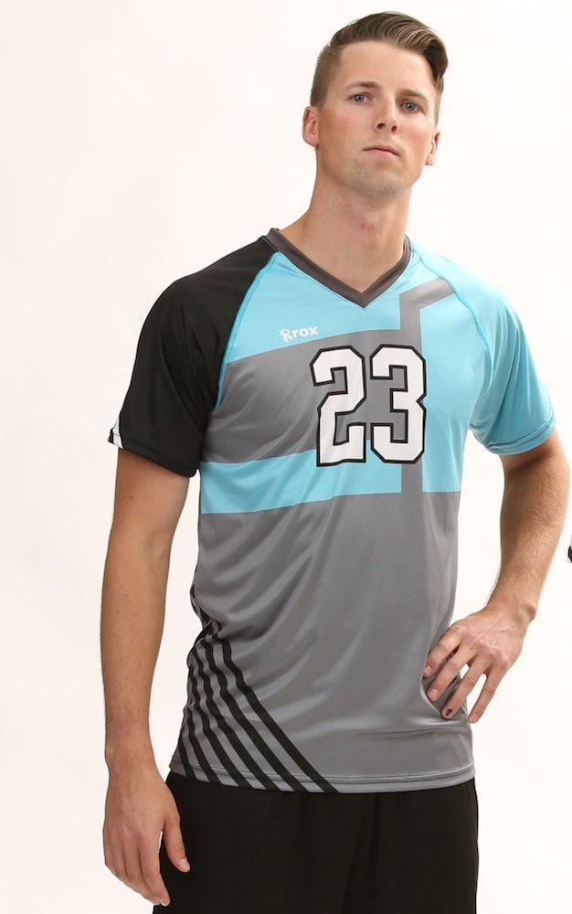 Odyssey Men S Sublimated Jersey Voleibol Uniformes Uniformes Camisetas
