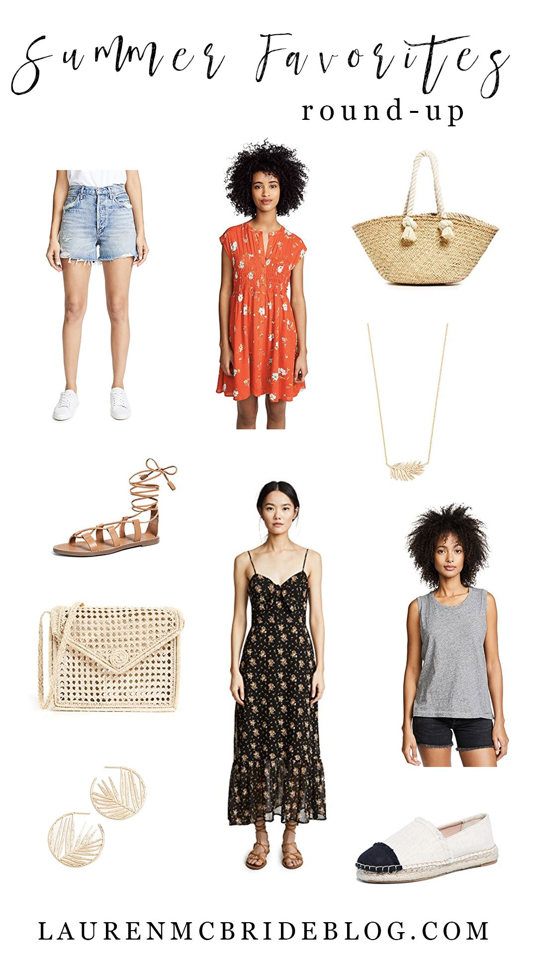 Current Summer Favorites | Casual outfits for moms, Fashion