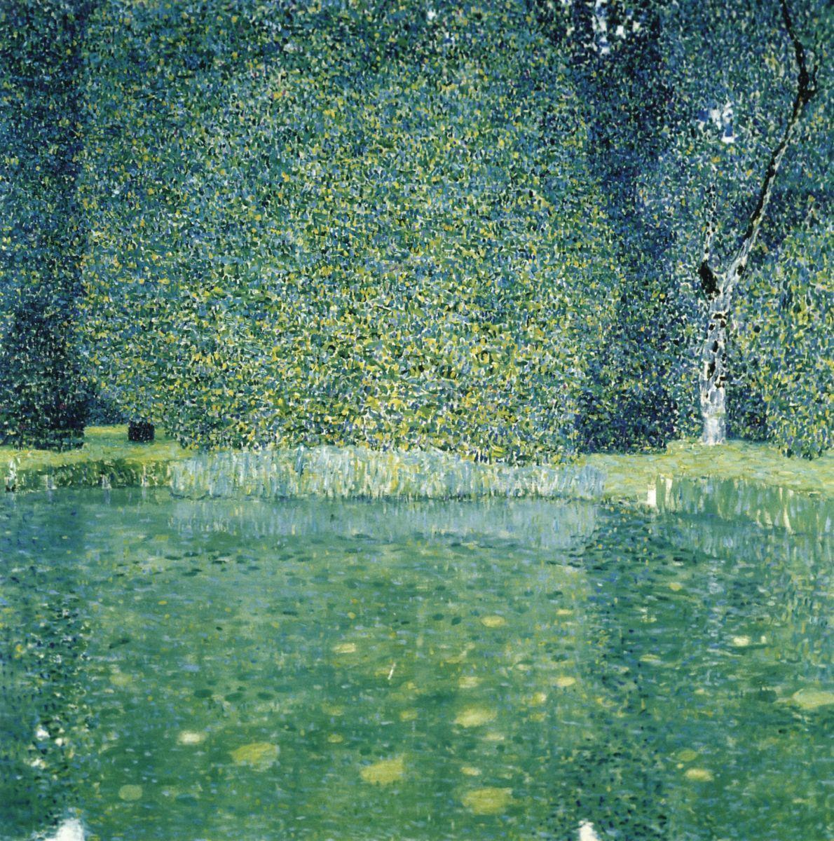 Klimt Landscapes Google Search In 2020 Klimt Art Klimt Gustav Klimt