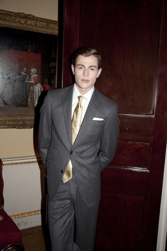 gold tie grey suit - Google Search | Frost | Pinterest | Wedding ...