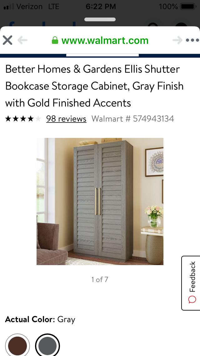 686e4ec339b38094433e98fac004d010 - Better Homes And Gardens Shutter Bookcase