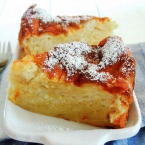 Photo of La RICETTA della TORTA con TANTISSIME MELE a fettine, che profumo