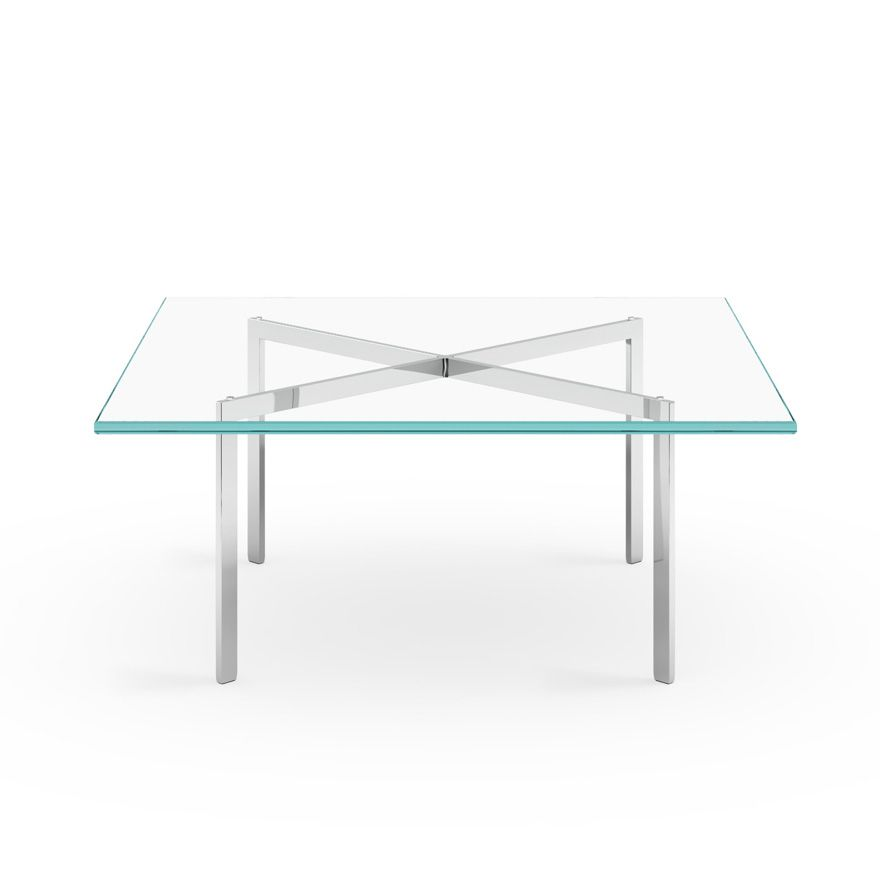 Knoll Ludwig Mies Van Der Rohe Barcelona Table In 2020