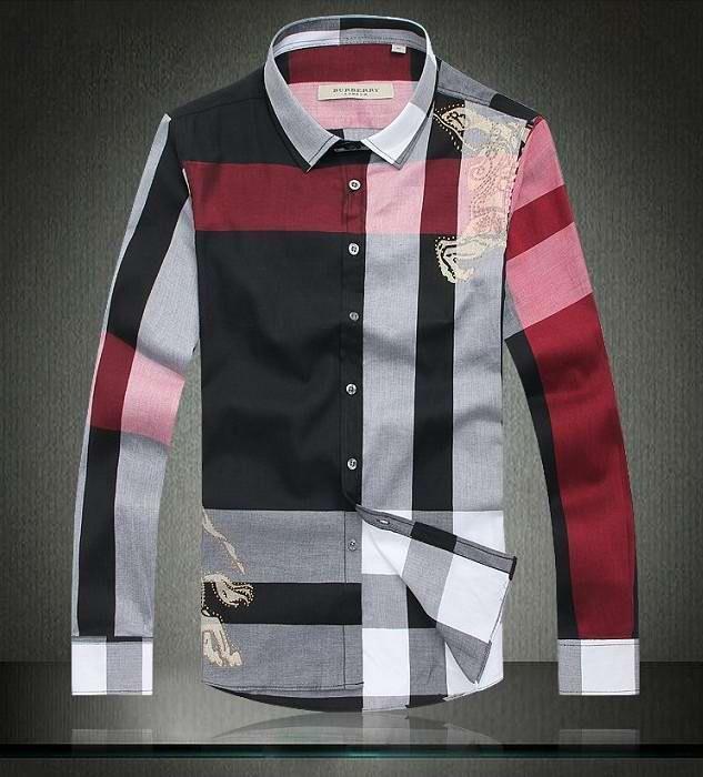 60b5d477c008 Burberry Shirts For Men