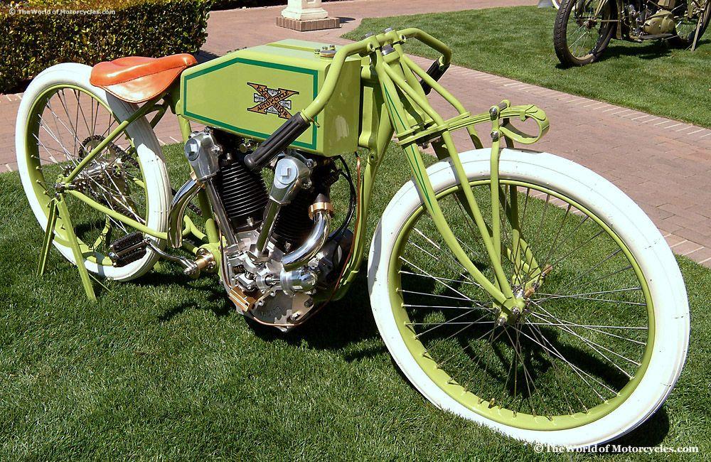 Vintage Motorcycle Replicas 34