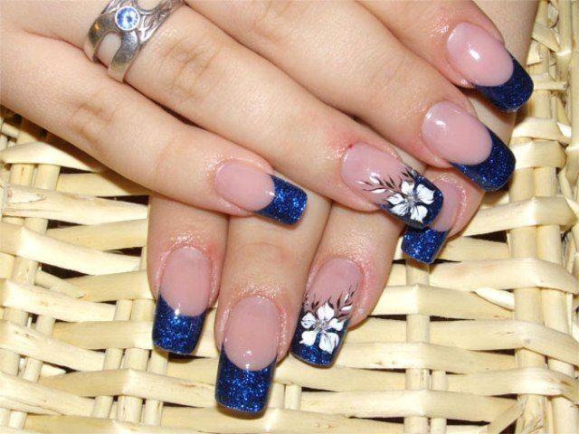 Nail Art 3035 Best Nail Art Designs Gallery Bestartnails Com French Nails Gel Polish Nail Designs Trendy Nail Art