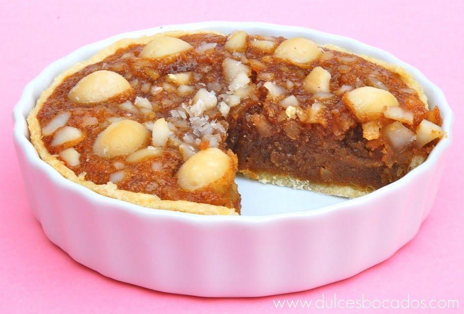 pastel con macadamias - Buscar con Google