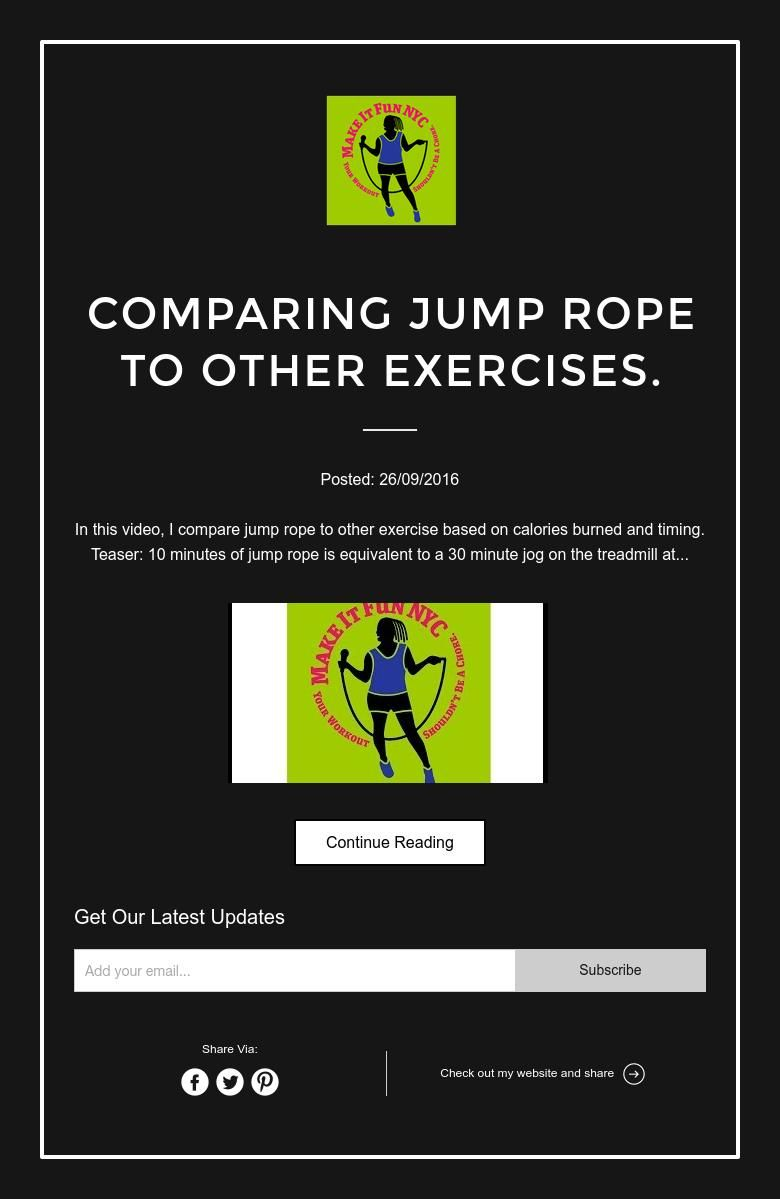 Comparing Jump Rope To Other Exercises Happy Puppy Exercise Shih Tzu Mix