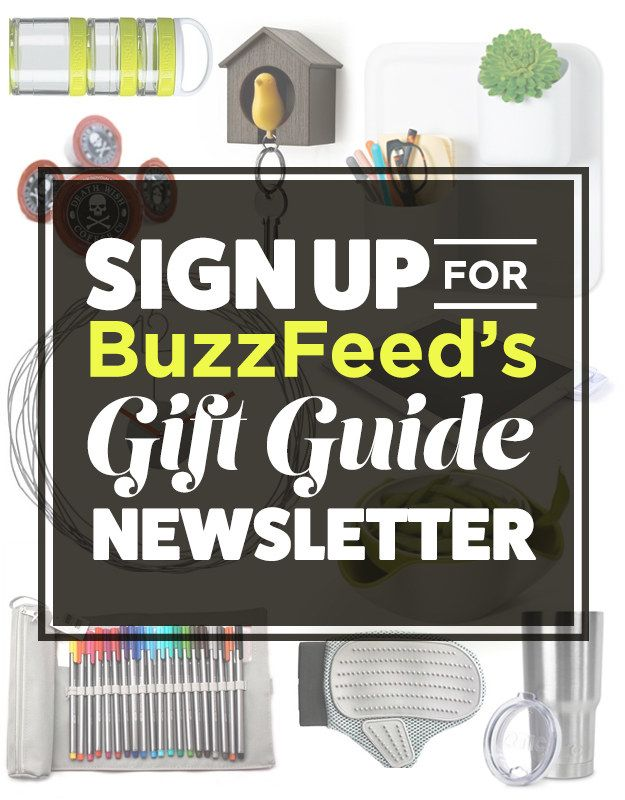 Buzzfeed To Launch Gift Guide Newsletters With Wedding Themed One
