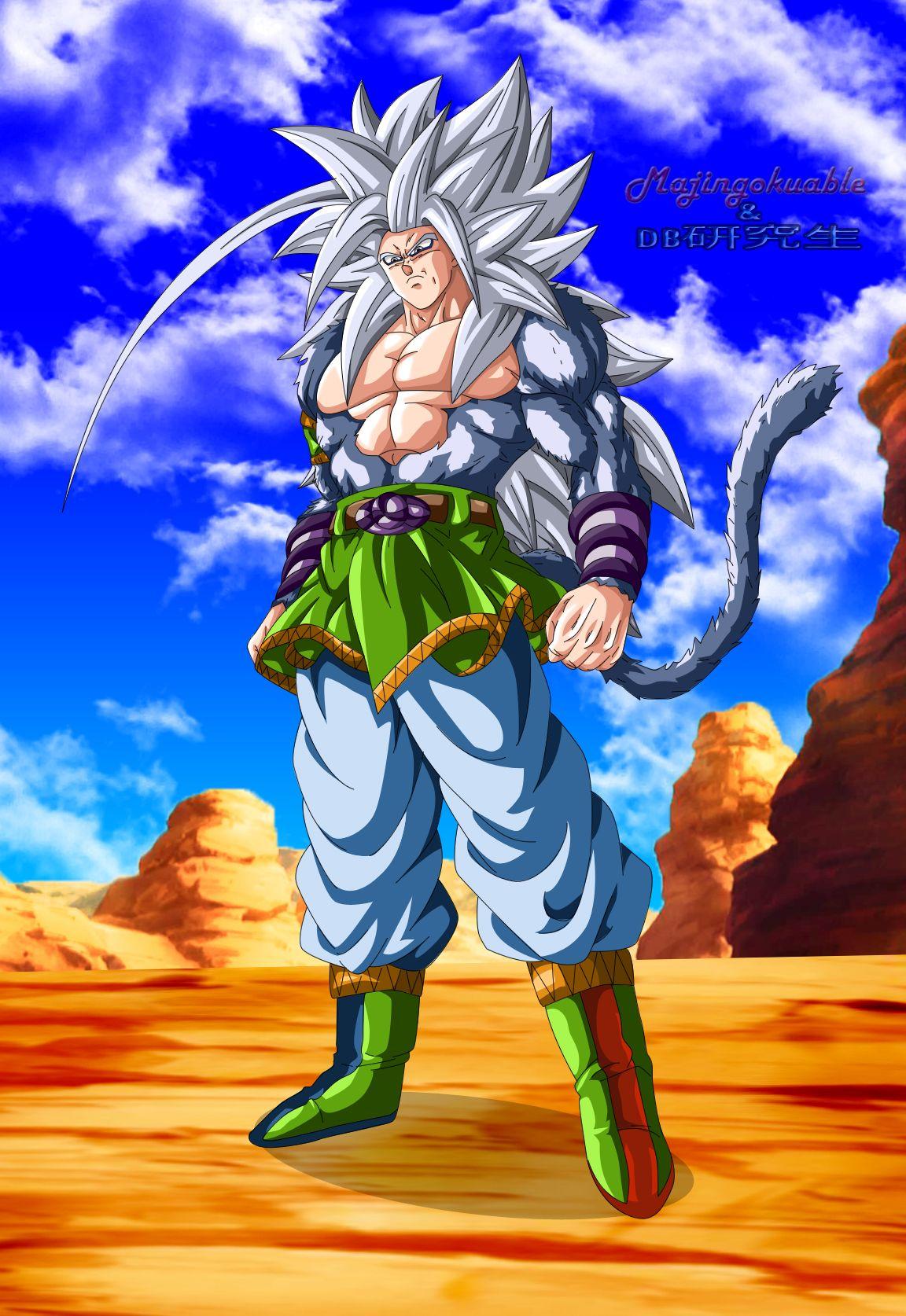 Goku Ssj5 By Majingokuable On Deviantart Goku Ssj 5 Goku