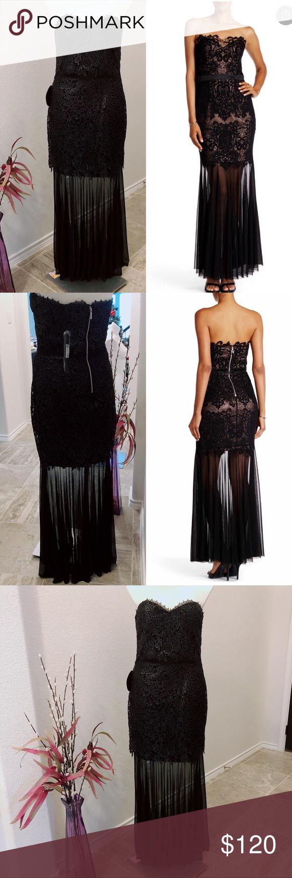 Lipsy London Vip Lurex Maxi Dress Size 14 Black Lipsy Dresses Black Strapless Maxi Dress Dresses [ 1740 x 580 Pixel ]